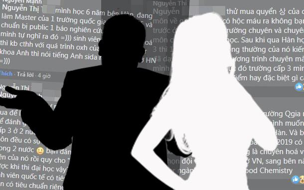 Hot nhất MXH: 2 du học sinh cãi nhau tơi bời xem thi cử ở Việt Nam hay Hàn Quốc khó hơn, riêng điều mấu chốt thì đôi bên mãi không nhìn ra 0