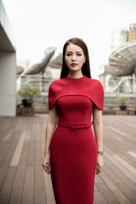 Á hậu Thụy Vân: Nữ MC chỉn chu nhất VTV, chưa một lần mắc lỗi trang phục trên sóng truyền hình 0