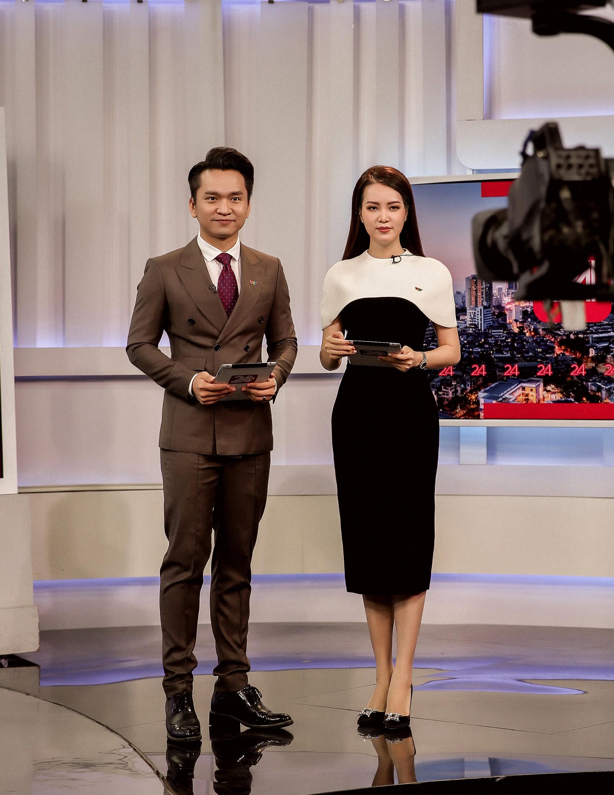Á hậu Thụy Vân: Nữ MC chỉn chu nhất VTV, chưa một lần mắc lỗi trang phục trên sóng truyền hình 3