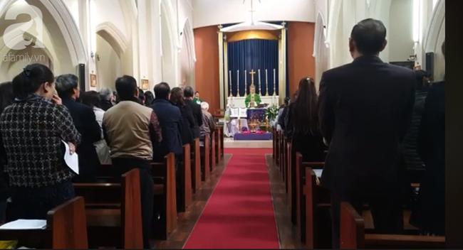 Hơn 1 nghìn người tham dự lễ cầu nguyện