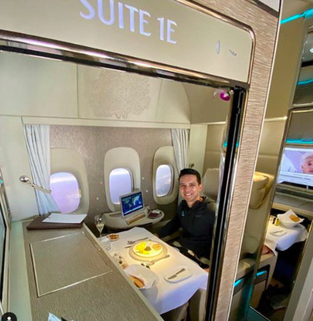 Muốn biết khoang máy bay hạng nhất, thương gia và phổ thông khác nhau ra sao, cứ nhìn vào hãng hàng không tốt nhất thế giới này là chuẩn nhất! 5