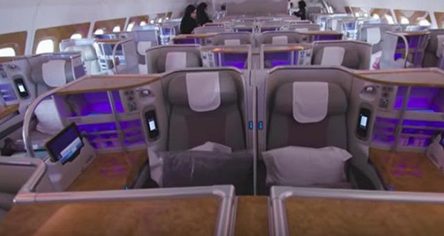 Muốn biết khoang máy bay hạng nhất, thương gia và phổ thông khác nhau ra sao, cứ nhìn vào hãng hàng không tốt nhất thế giới này là chuẩn nhất! 17