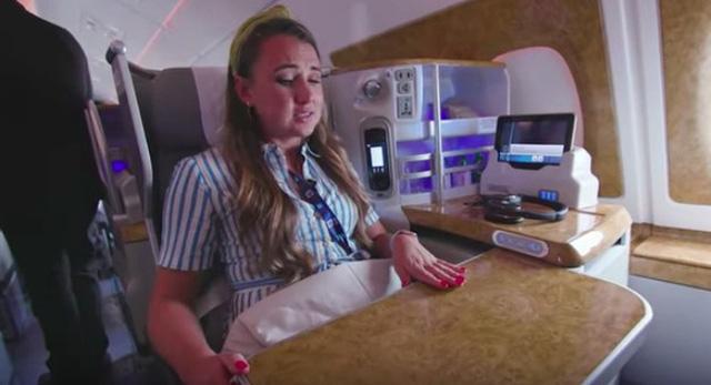 Muốn biết khoang máy bay hạng nhất, thương gia và phổ thông khác nhau ra sao, cứ nhìn vào hãng hàng không tốt nhất thế giới này là chuẩn nhất! 22