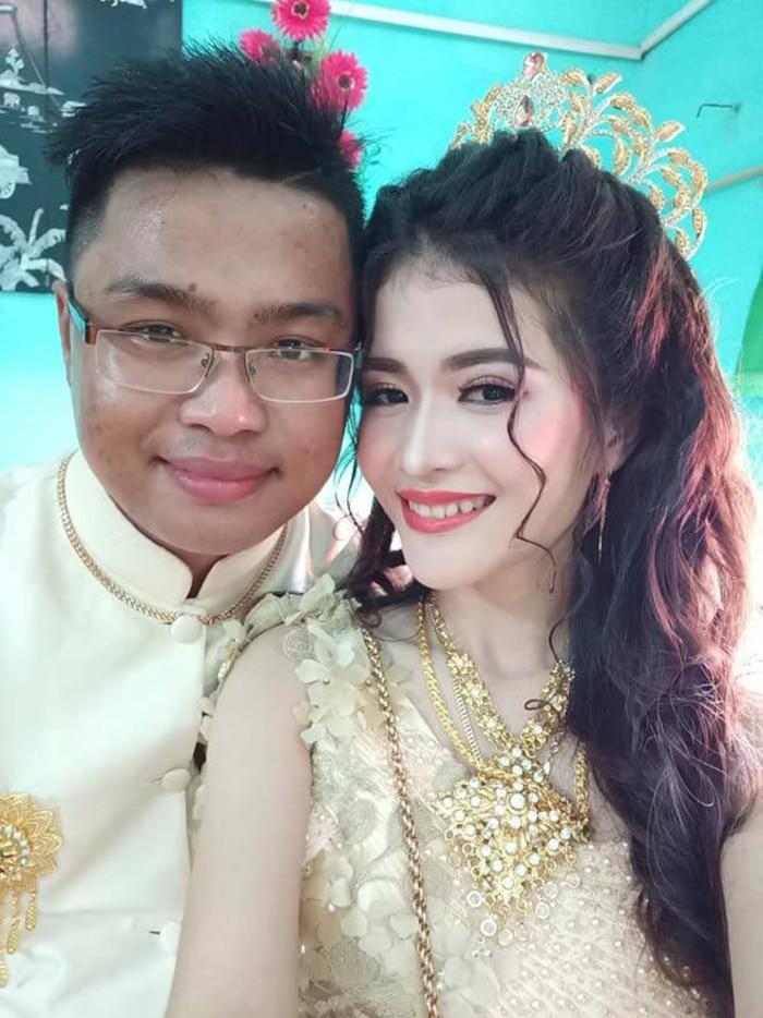 Cuộc sống hôn nhân của cô dâu xinh đẹp người Khmer từng gây 'sốt' cộng đồng mạng bây giờ ra sao? 2