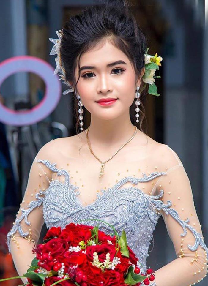 Cuộc sống hôn nhân của cô dâu xinh đẹp người Khmer từng gây 'sốt' cộng đồng mạng bây giờ ra sao? 3