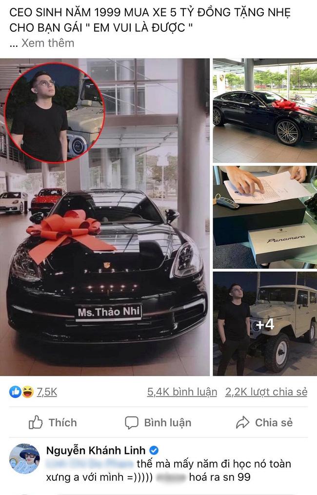 Bà xã Bùi Tiến Dũng bất ngờ tiết lộ từng học chung với nam CEO Tống Đông Khuê, thêm tình tiết nghi vấn thiếu gia 21 tuổi 'chém gió'? 3