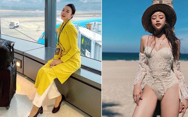 Nữ tiếp viên trưởng xinh đẹp của Vietnam Airlines bật mí thu nhập thật và quá trình lên chức gắt gao 0