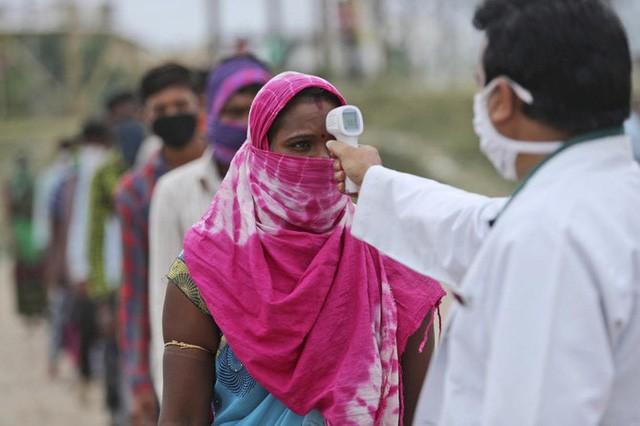 Ngày 29/9, Ấn Độ đã ghi nhận trên 76.200 ca mắc COVID-19 mới. (Ảnh: AP)