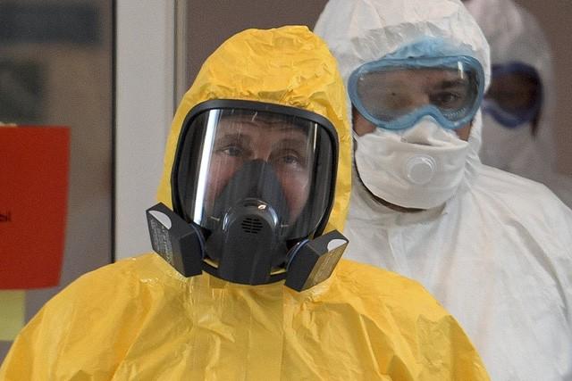 Nga hiện đang đứng thứ 4 thế giới về số ca nhiễm COVID-19. (Ảnh: AP)
