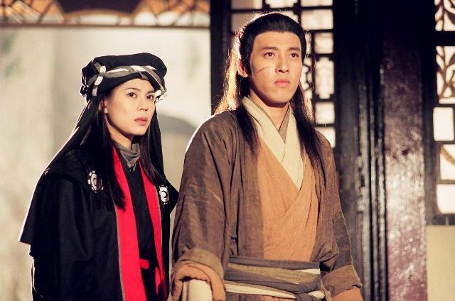 Lương Nghệ Linh trong Tiếu ngạo giang hồ 1996.