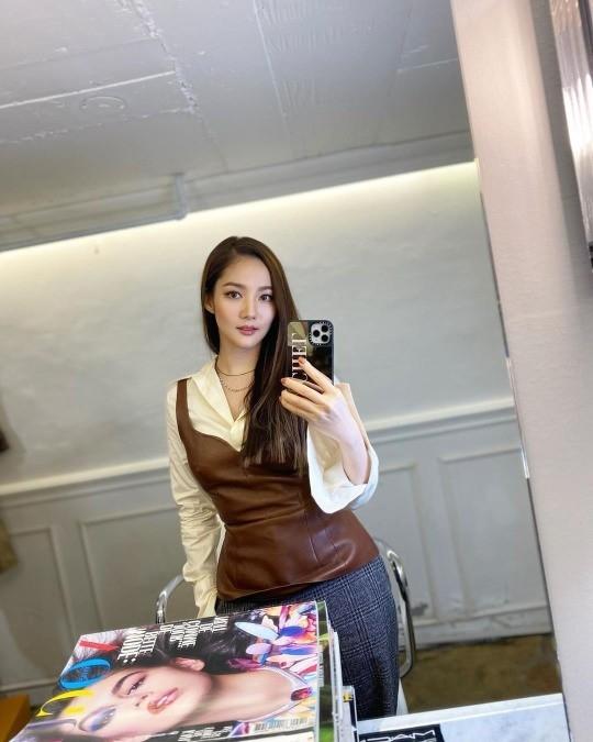 'Tình cũ Lee Min Ho' Park Min Young lộ nhan sắc thật, ngoại hình xuống sắc trông thấy 3
