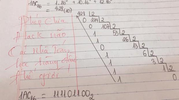 Thầy giáo cho đề kiểm tra cực khó, học trò khóc ròng nhưng lại cười ngay vì loạt lời phê cưng xỉu 2