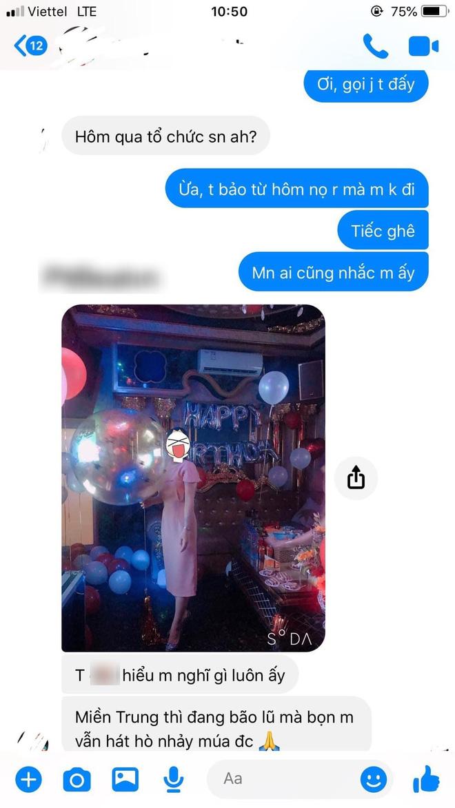Cô gái trẻ bị bạn dè bỉu vì tổ chức sinh nhật không hợp cảnh