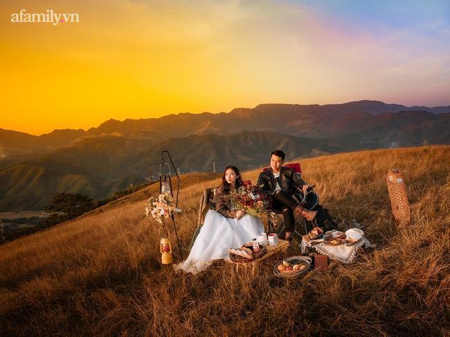 Phong cách chụp ảnh cưới 'chất ngất' là đây: Bộ ảnh ghi dấu kỉ niệm tình yêu 3 năm, chỉ nghe cái tên thôi ai cũng 'mê mẩn' 0
