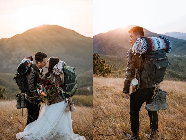 Phong cách chụp ảnh cưới 'chất ngất' là đây: Bộ ảnh ghi dấu kỉ niệm tình yêu 3 năm, chỉ nghe cái tên thôi ai cũng 'mê mẩn' 2