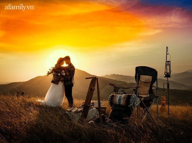 Phong cách chụp ảnh cưới 'chất ngất' là đây: Bộ ảnh ghi dấu kỉ niệm tình yêu 3 năm, chỉ nghe cái tên thôi ai cũng 'mê mẩn' 6