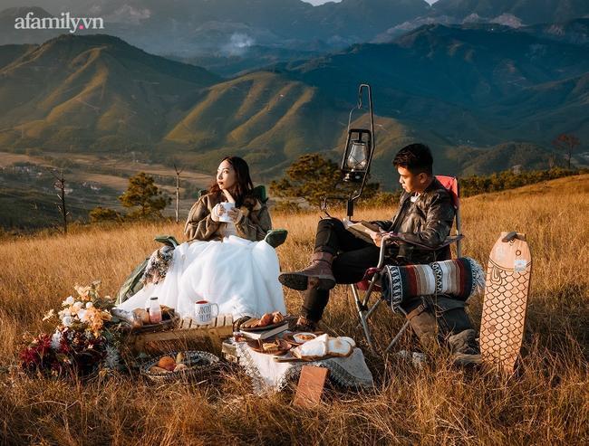 Phong cách chụp ảnh cưới 'chất ngất' là đây: Bộ ảnh ghi dấu kỉ niệm tình yêu 3 năm, chỉ nghe cái tên thôi ai cũng 'mê mẩn' 8