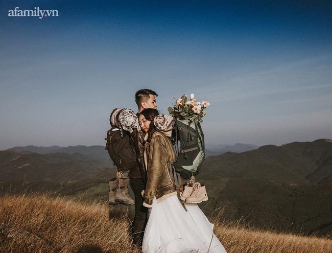 Phong cách chụp ảnh cưới 'chất ngất' là đây: Bộ ảnh ghi dấu kỉ niệm tình yêu 3 năm, chỉ nghe cái tên thôi ai cũng 'mê mẩn' 10
