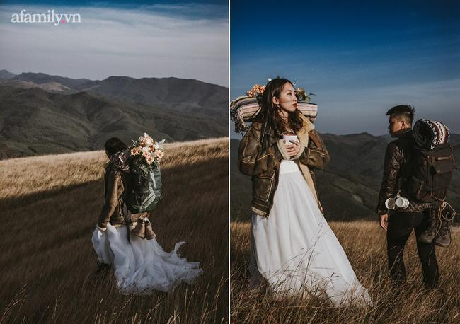 Phong cách chụp ảnh cưới 'chất ngất' là đây: Bộ ảnh ghi dấu kỉ niệm tình yêu 3 năm, chỉ nghe cái tên thôi ai cũng 'mê mẩn' 9