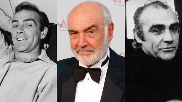 Sean Connery nổi tiếng thế giới qua vai diễn trong loạt phim 007. (Nguồn: Variety)