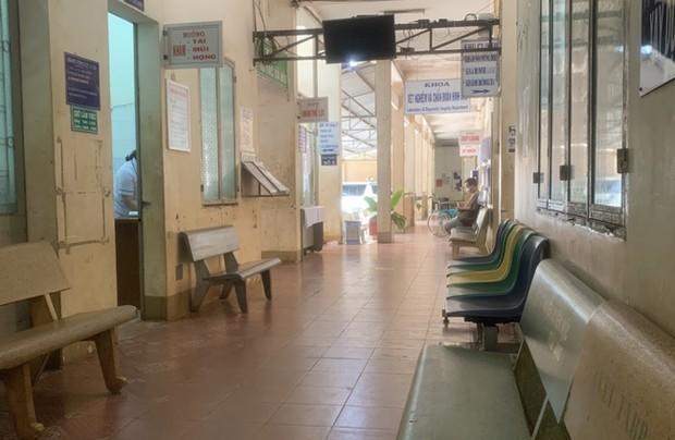 Trung tâm y tế huyện Châu Đức, Bà Rịa - Vũng Tàu (Ảnh: HDO/Nhịp sống việt)