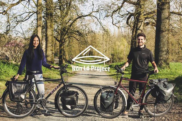 Cung đường tình yêu 'đạp xe từ nhà anh về nhà em' của chàng trai Pháp và cô gái Việt: 6 tháng đi qua 12 nước 16