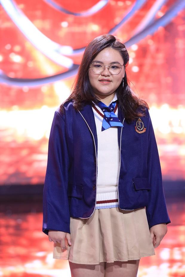 Dù thất bị tai Siêu trí tuệ Việt Nam, nhưng việc đăng ký tham gia chương trình đã là một thành công đối với nữ sinh 16 tuổi này.