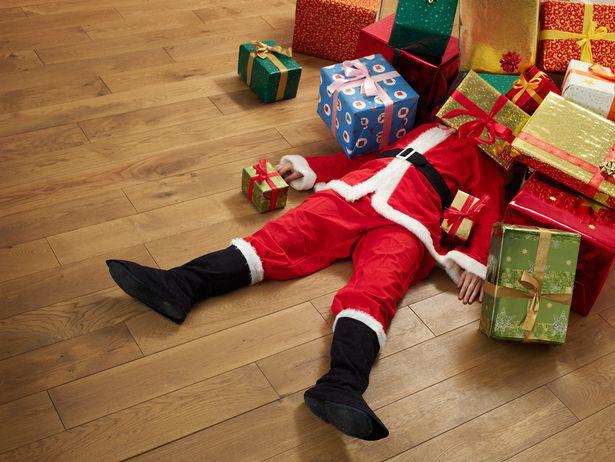 Ông già Noel có nhìn thấy danh sách này chắc hẳn cũng ngất xỉu mất.