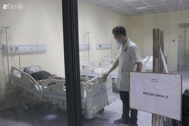 Bệnh nhân bị cách ly