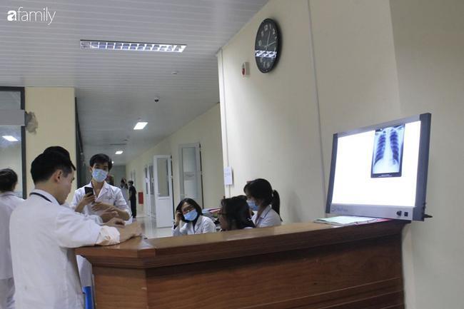 Các bác sĩ trực đêm giao thừa