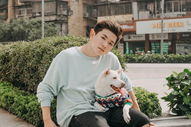 Anh Hiếu - chủ của 'Thị Bo the Chú Chó'