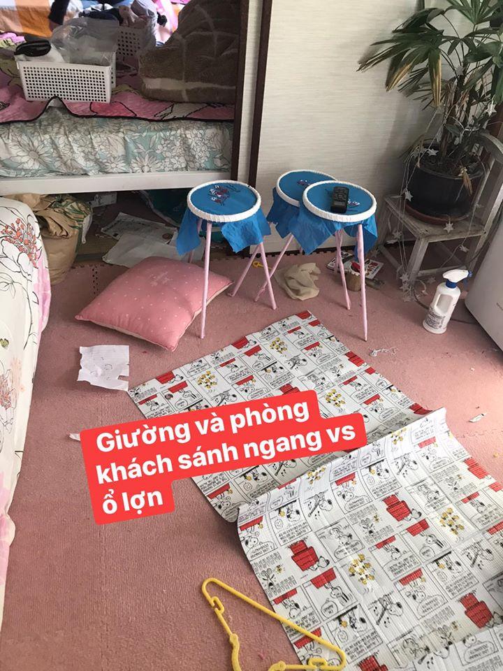 Mẹ trẻ tự mình 'ghét nhà' vì những tác phẩm nhét giấy cho tắc bồn cầu, mang vỏ chuối lên giường bóp nát của các con 10