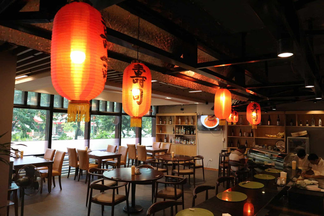 Những chuỗi nhà hàng theo phong cách Nhật Bản hiện đang được nhiều người Việt ưa chuộng. (Ảnh minh họa)