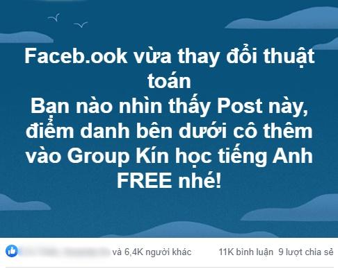 Sau 1 ngày Facebook thay đổi thuật toán, dân tình trên mạng bỗng 'hỗn loạn' và sự thật là? 2
