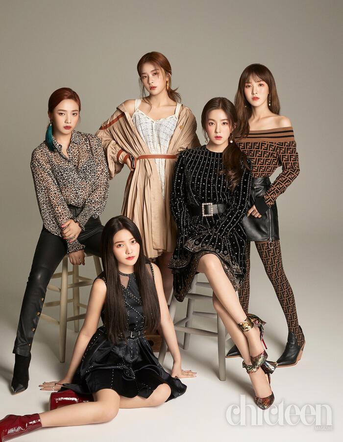 Concept và trang phục của các thành viên Red Velvet đều do 1 tay của Belle Shao đảm nhận