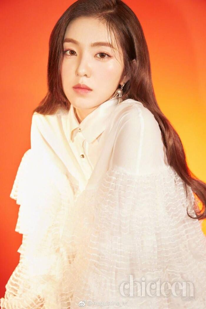 Stylist xứ Trung cũng tố thái độ làm việc 'lồi lõm' của Irene trong buổi chụp hình theo cách nói giảm nói tránh