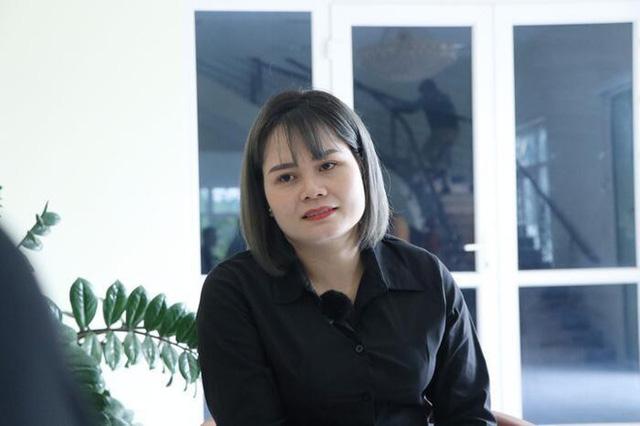Chị Đinh Thị Phương Loan. (Nguồn ảnh: Định Nguyễn)