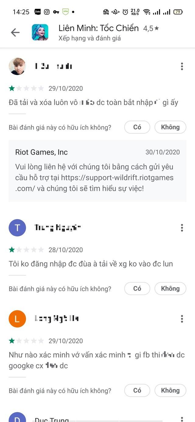LMHT: Tốc Chiến ăn bão 1 sao của người Việt, đọc bình luận tục tĩu mới hiểu vì sao Việt Nam sẽ được chơi riêng 2