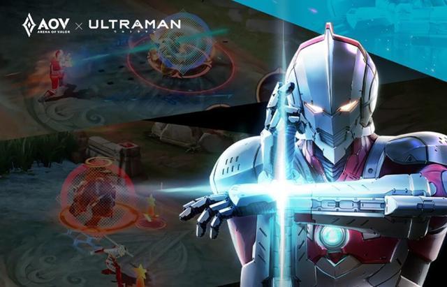 Florentino và Ryoma là những tướng sở hữu skin Ultraman.