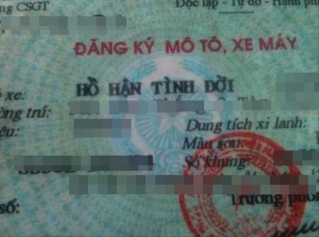 Cái tên làm bạn phải để tâm ngay khi nhìn thấy (Ảnh: Vietnam Daily)
