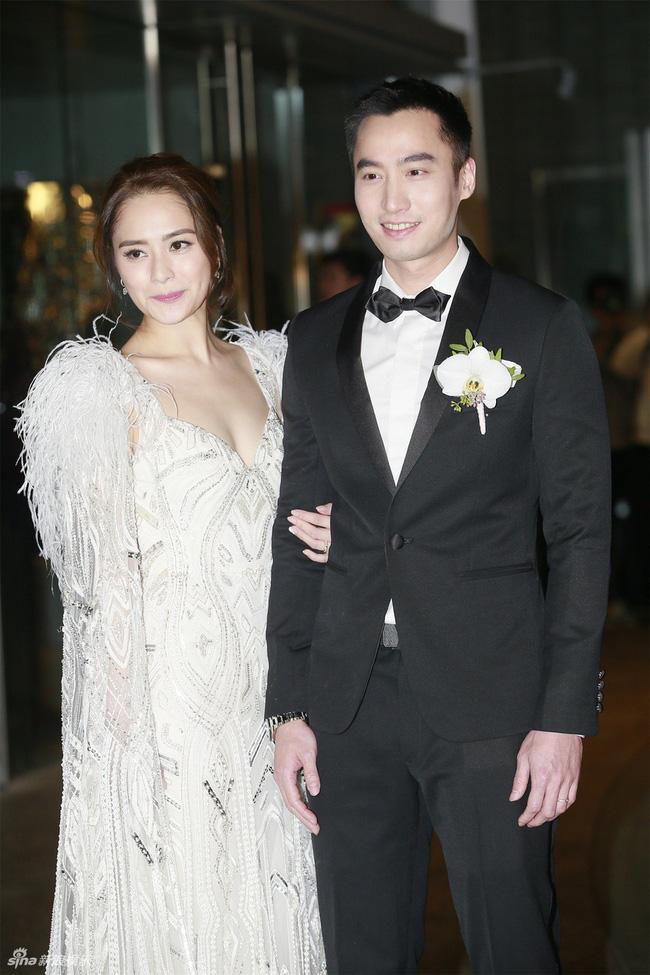 Dàn khách mời đẳng cấp trong đám cưới Chung Hân Đồng: Từ ái nữ của ông trùm sòng bạc cho tới loạt sao hạng A 0