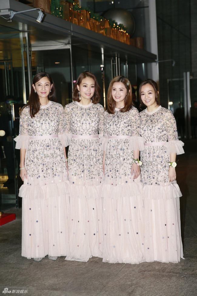 Dàn khách mời đẳng cấp trong đám cưới Chung Hân Đồng: Từ ái nữ của ông trùm sòng bạc cho tới loạt sao hạng A 2