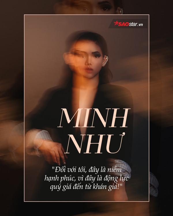Phỏng vấn độc quyền: Minh Như - Cô gái Việt xuất hiện 'chớp nhoáng' trong khung giờ vàng Oscar 2019 1