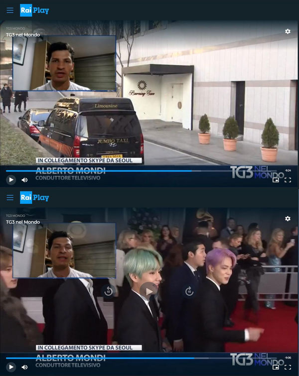 Việc kênh tin tức Ý sử dụng sai hình ảnh của nhóm BTS khiến các ARMY (fandom của BTS) vô cùng tức giận.