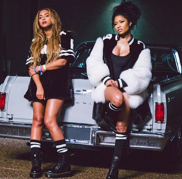 Nicki Minaj: 'Tôi không bận tâm nếu như Beyoncé không có bài nào nằm trong BXH Top 100′ 1