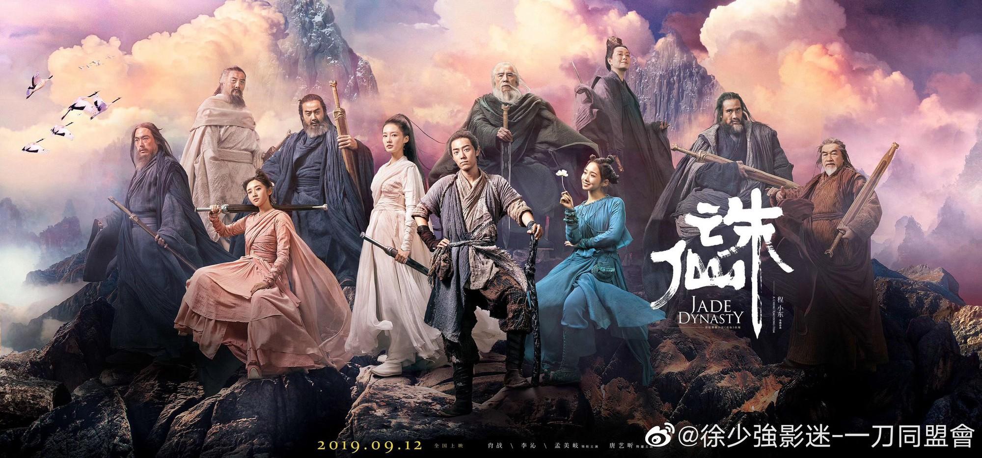 'Tru Tiên' sẽ ra mắt từ ngày 13/9.