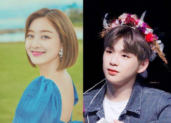 Jihyo mới đây đã trở thành tâm điểm chỉ trích bởi người hâm mộ của Kang Daniel.