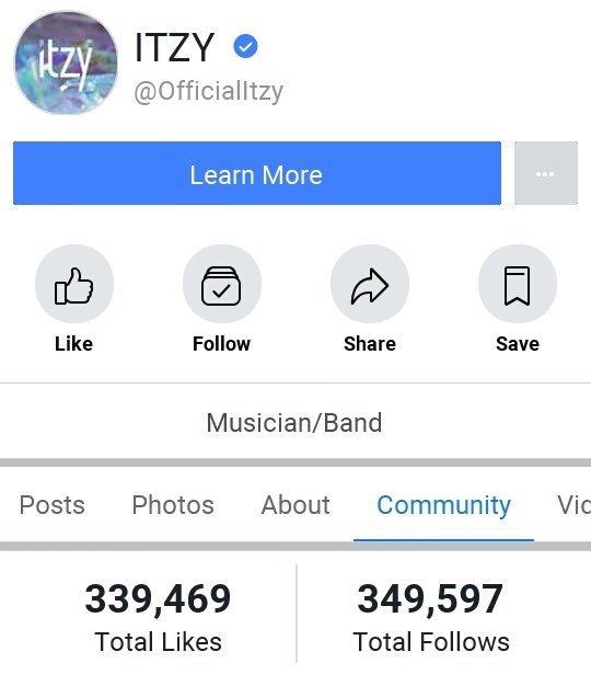 Top các nhóm tân binh 2019 có lượt theo dõi cao nhất trên các mạng xã hội 7