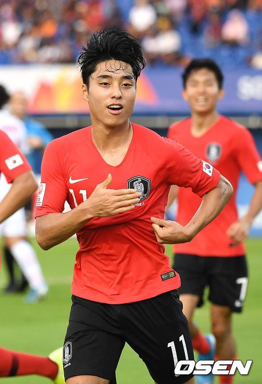 Hàn Quốc là đội đầu tiên vào Tứ kết U23 châu Á 2020.