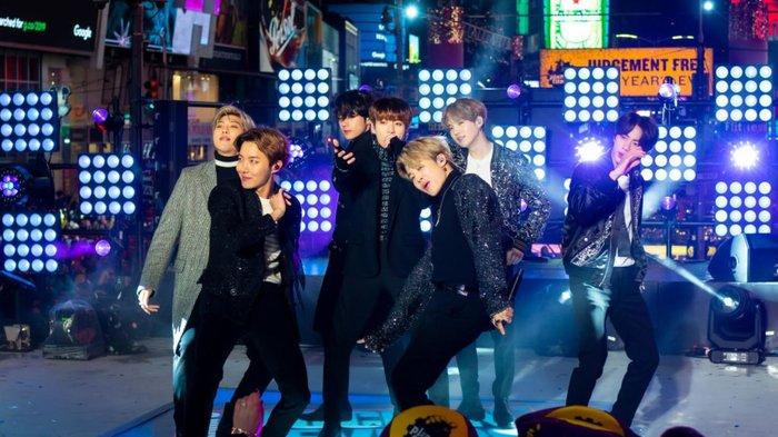 BTS đứng đầu về lượt thảo luận trong năm qua trên Twitter